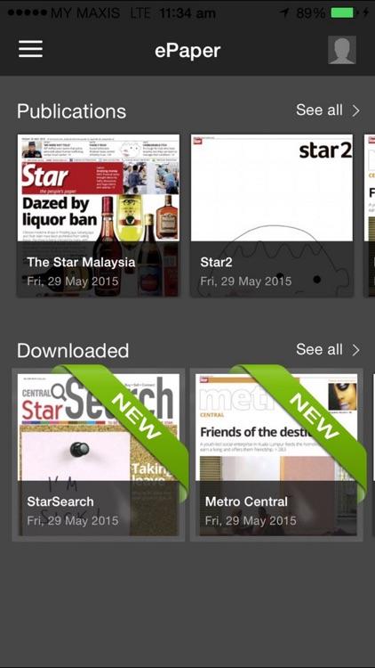 The Star ePaper screenshot-4