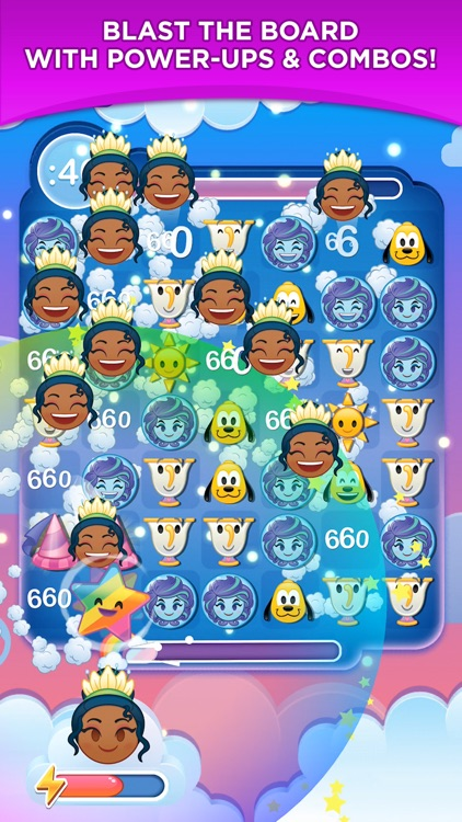 Disney Emoji Blitz screenshot-5