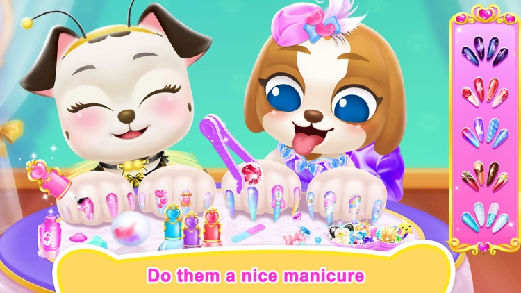 Princess Libby's Puppy Salon screenshot-4