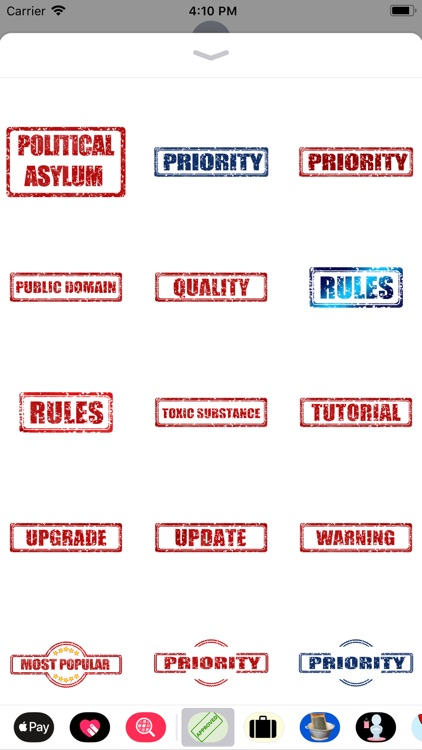 Stamp It Stickers screenshot-6