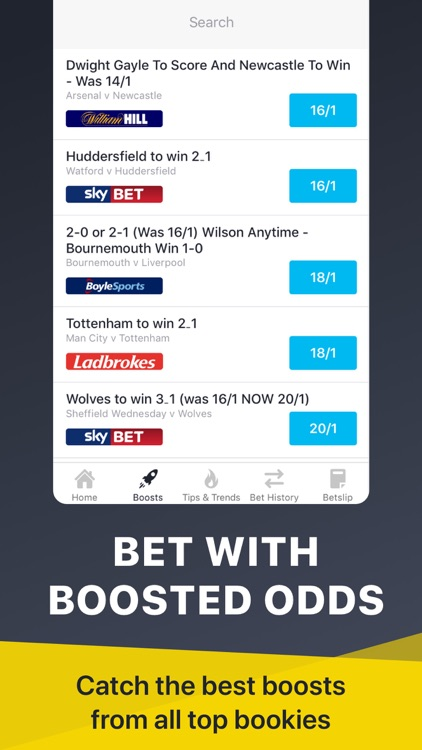 Oddschecker Cheltenham Betting screenshot-3