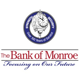 Bank of Monroe Mobile for iPad