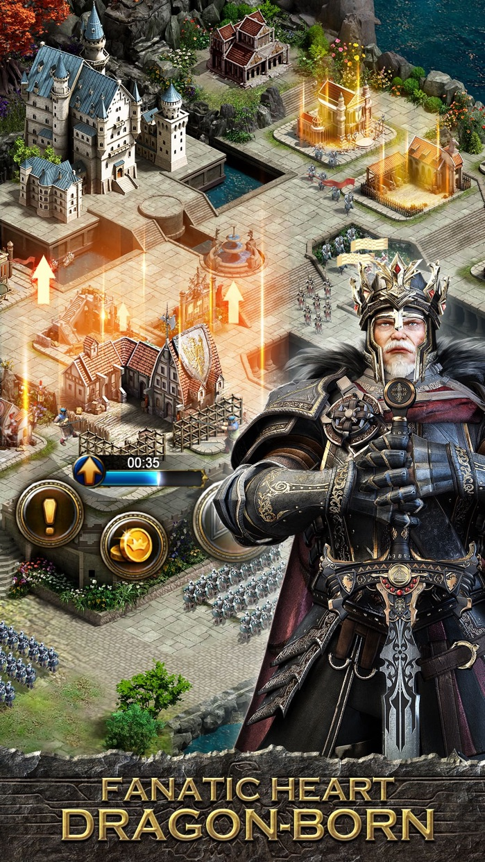 Clash of Kings - CoK Screenshot