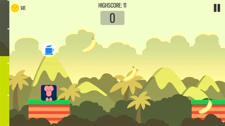 Junger Jump : Tap to jump game screenshot-0