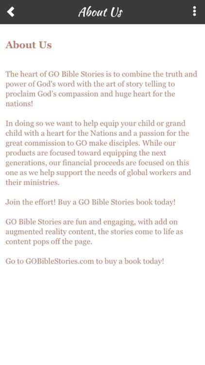GO Bible Stories