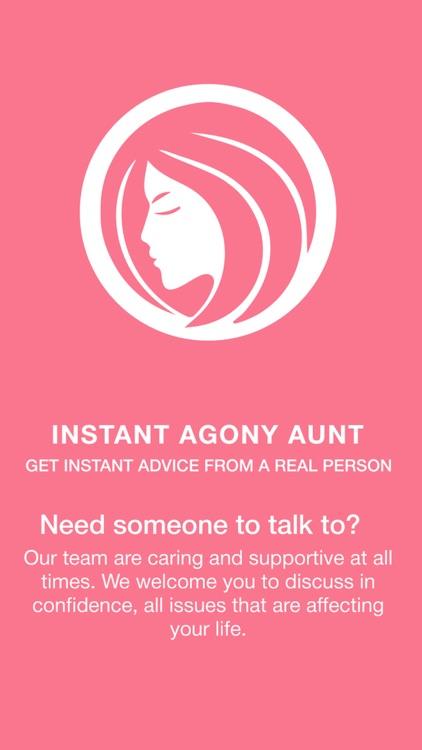 Instant Agony Aunts