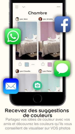 dulux valentine visualizer on the app store. Black Bedroom Furniture Sets. Home Design Ideas