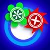 Circulario - 円を捕まえて、つなぎ、成長する - iPadアプリ