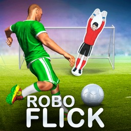 Football Legends Robo Flick