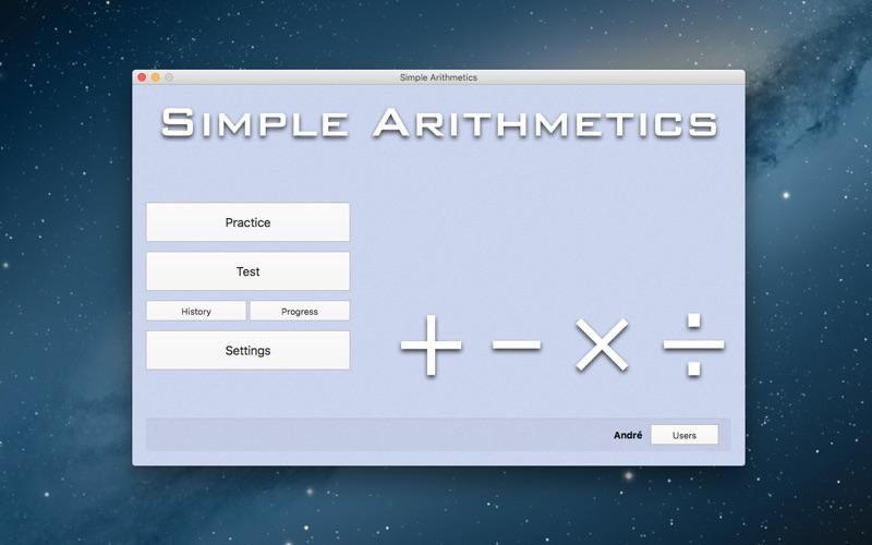 Simple Arithmetics 2
