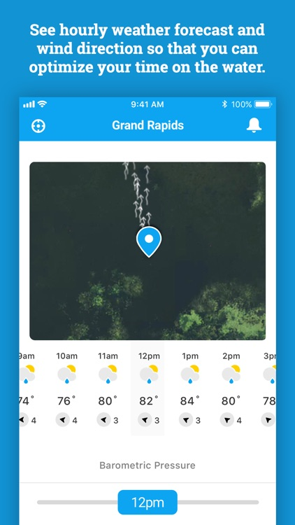 FishWise: A Better Fishing App