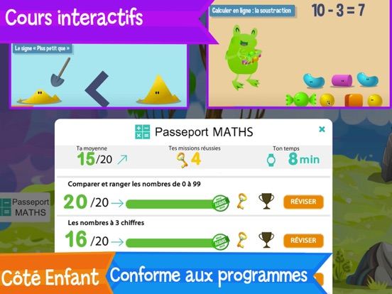 Passeport Révisions screenshot 7