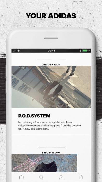 Screenshot for adidas -Sneakers & Sportswear in Canada App Store
