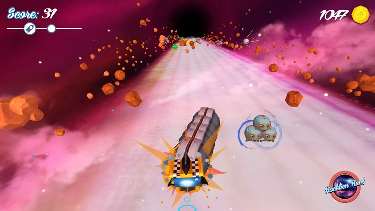 Rocklien Run screenshot-1