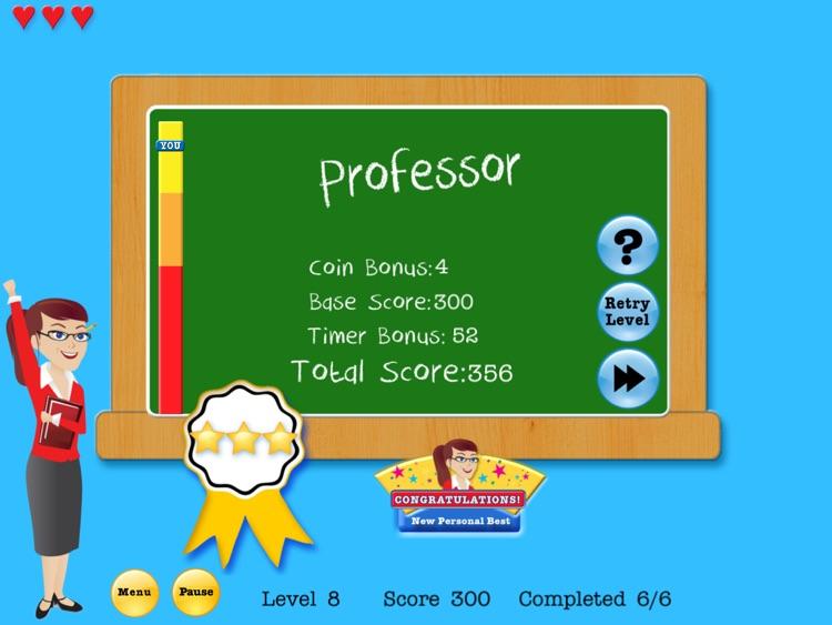 Grammar Pop HD screenshot-3