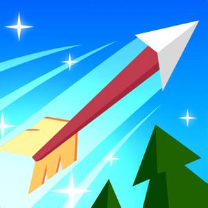 Flying Arrow! app