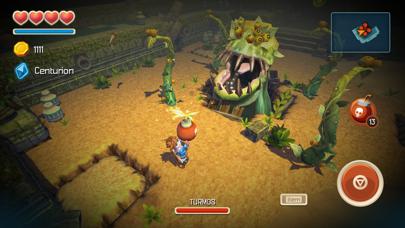 Screenshot from Oceanhorn ™
