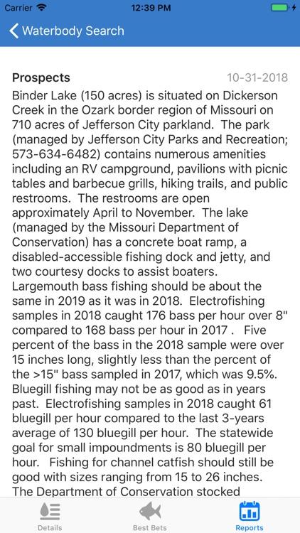 MO Fishing screenshot-4