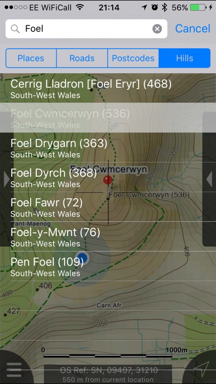 Pembrokeshire Coast Maps screenshot-3