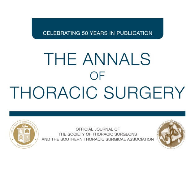 The Annals Of Thoracic Surgery On The App Store