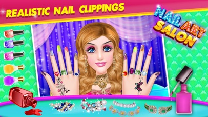Nail Art Salon - Nail Care screenshot 2
