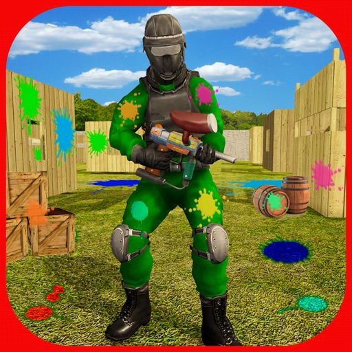 Paintball Club Arena Challenge