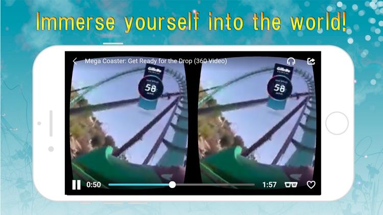 VR Tube: 360&3D Video screenshot-4