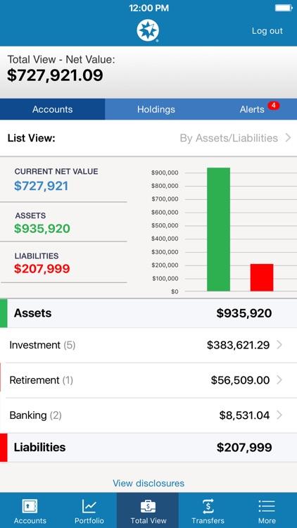 Ameriprise Financial screenshot-4