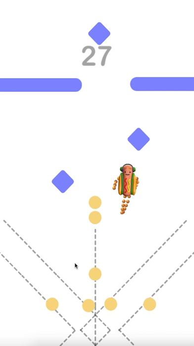 Dancing HotDog - Meme Tap screenshot one