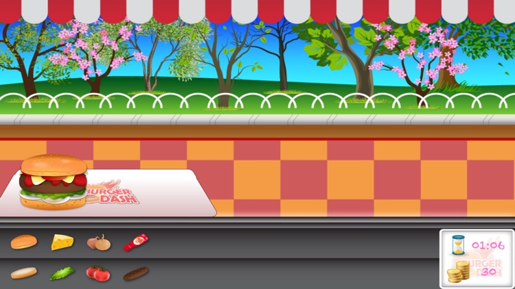 Make Burger Cooking Dash screenshot-3