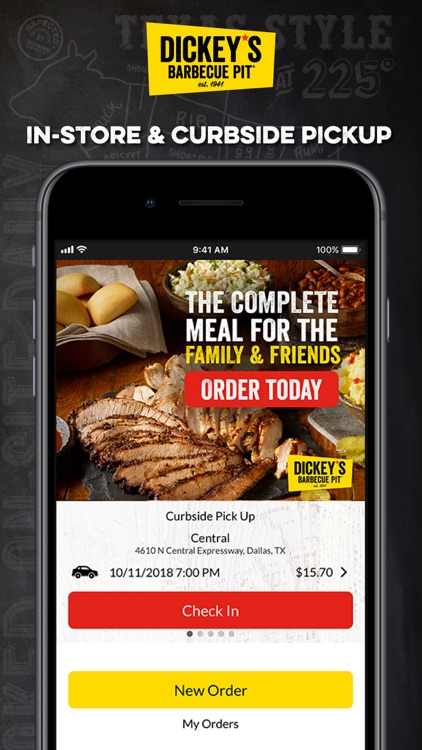 Dickey's Barbecue Pit screenshot-4