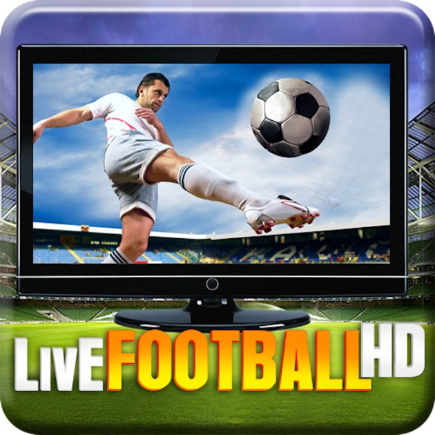 live football tv hd streaming en app store. Black Bedroom Furniture Sets. Home Design Ideas