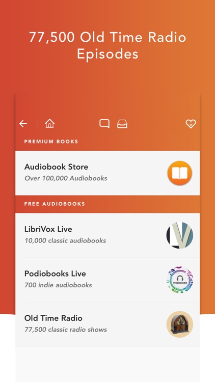 Audiobooks HQ -- audio books