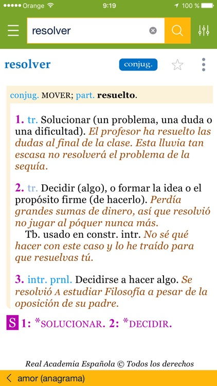 Diccionario del estudiante screenshot-1