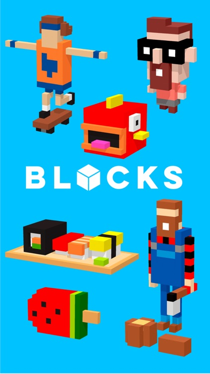 Tayasui Blocks screenshot-0