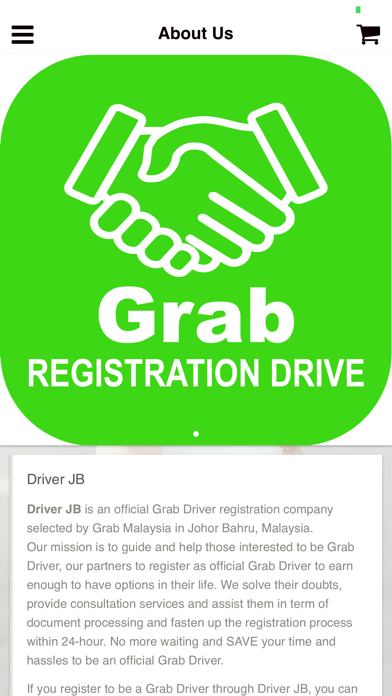 点击获取Grab Driver JB