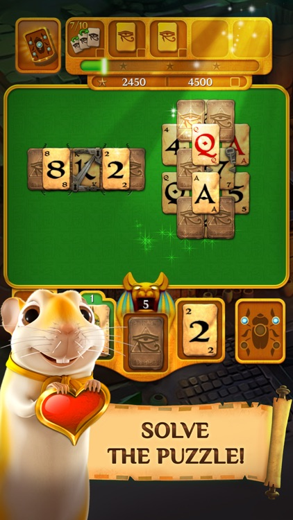 Pyramid Solitaire Saga screenshot-1