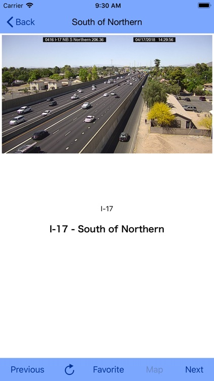 Phoenix Traffic Cam screenshot-3