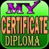 Certificate Diploma Transcript Maker - iPhoneアプリ