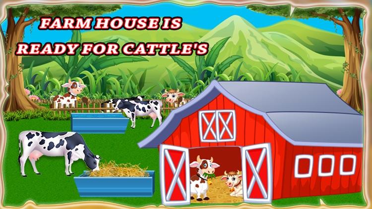 Build a Village Farmhouse screenshot-4