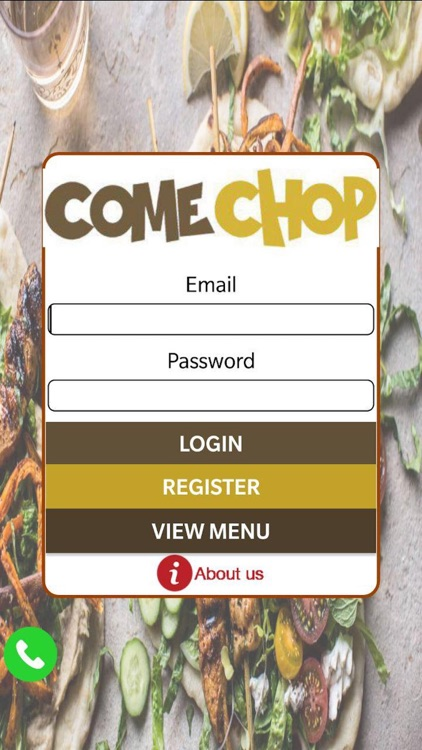 Come Chop by Asaad Hussain