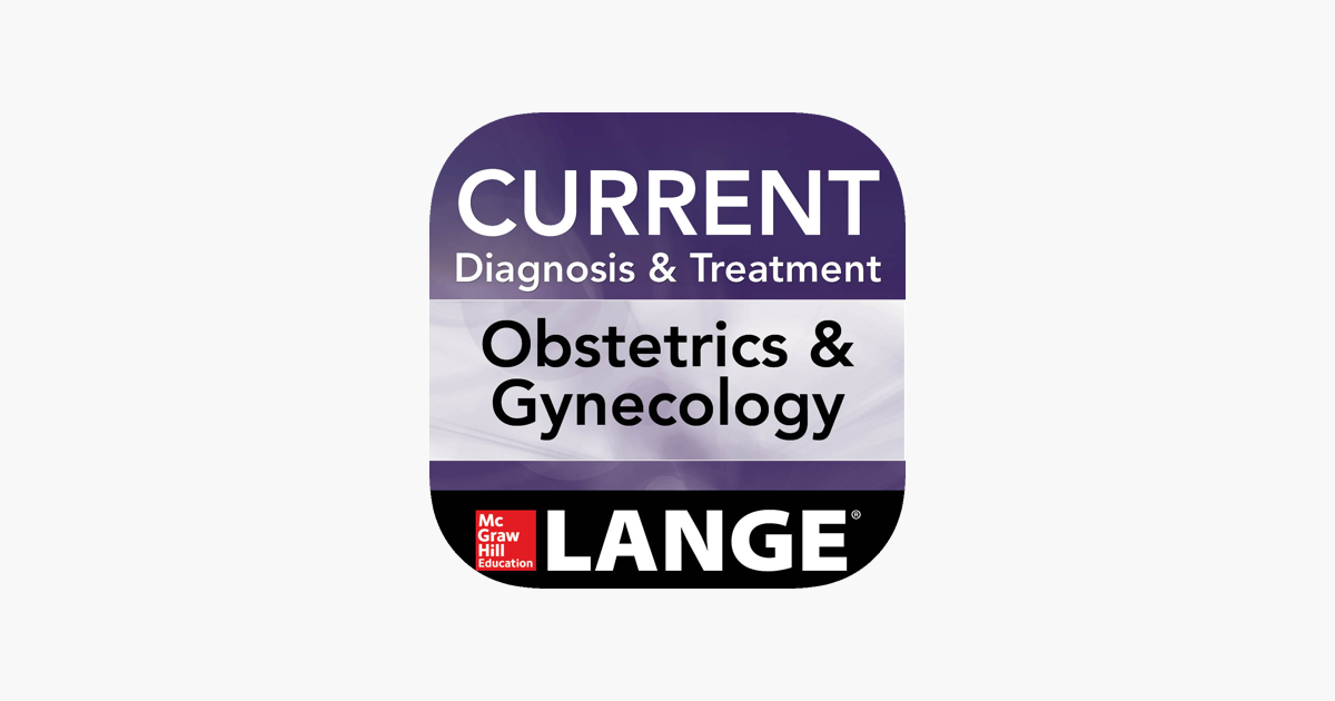 Current D T Obstetrics Gynecology 11th Edition On The App Store