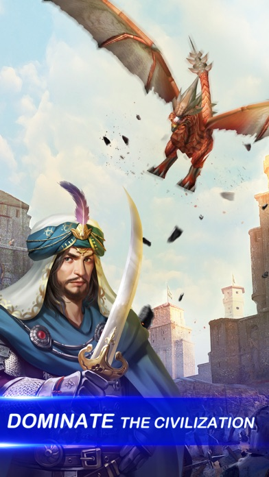 Download Rise of Lords: Empire War for Pc