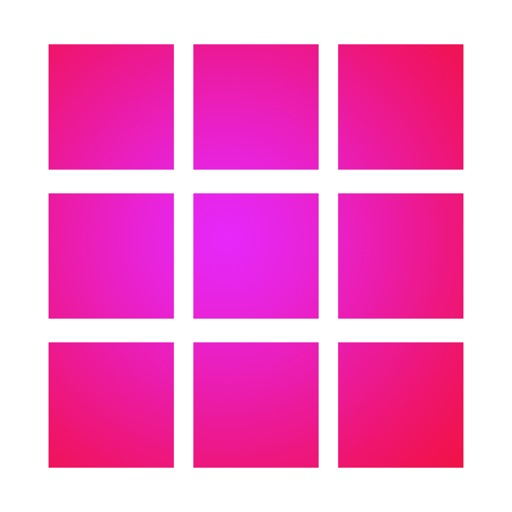Photo Splitter: Giant picture grids for Instagram iOS App