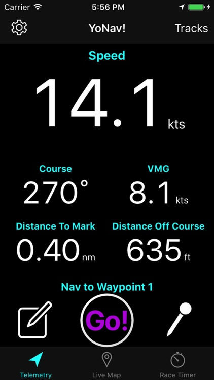 YoNav! GPS Navigation