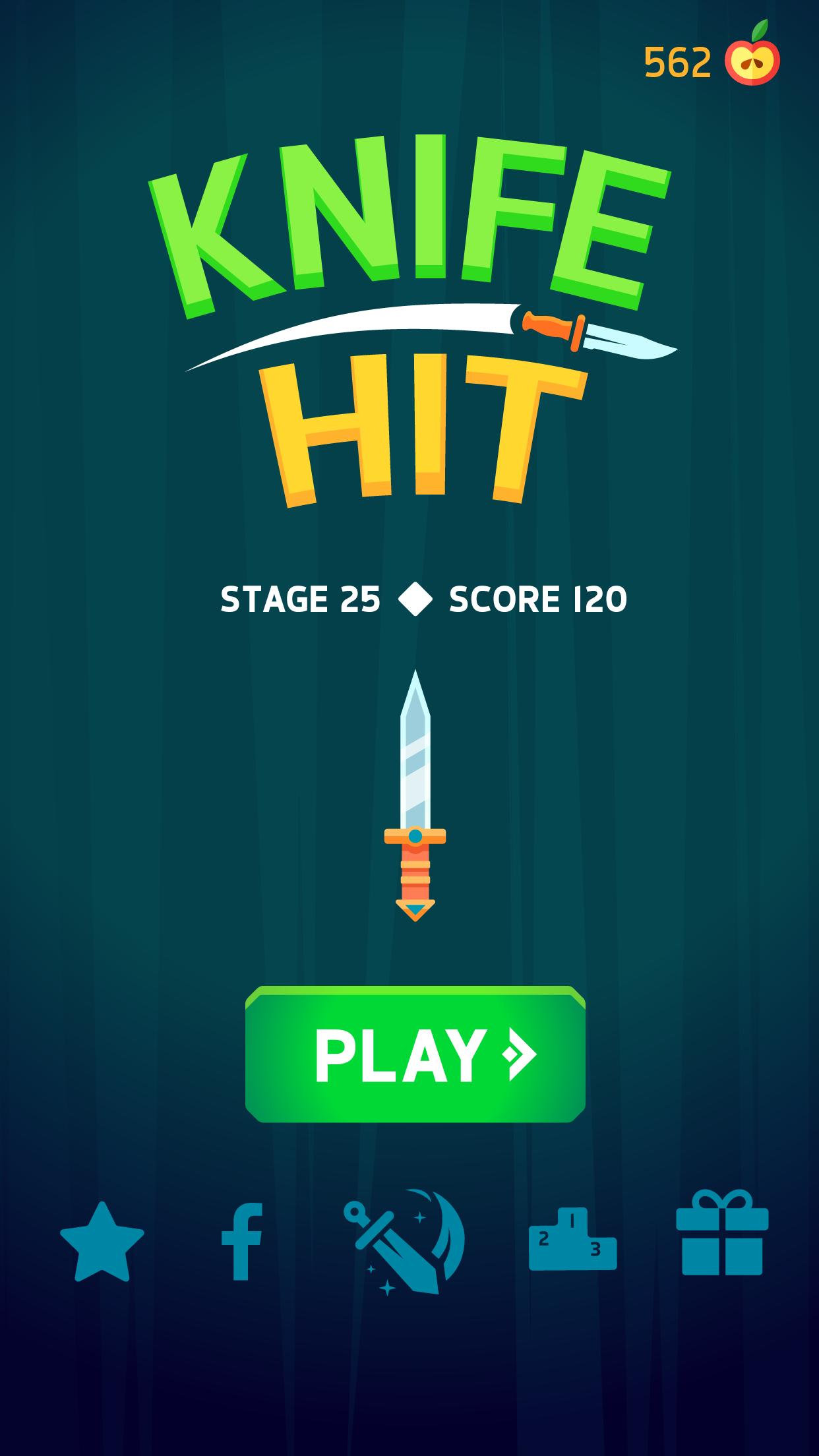 Knife Hit Screenshot