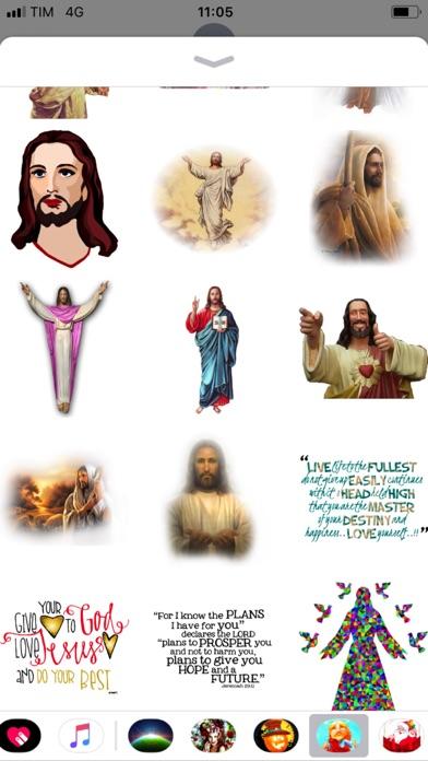 Bible Messages - Sticker Pack screenshot 4