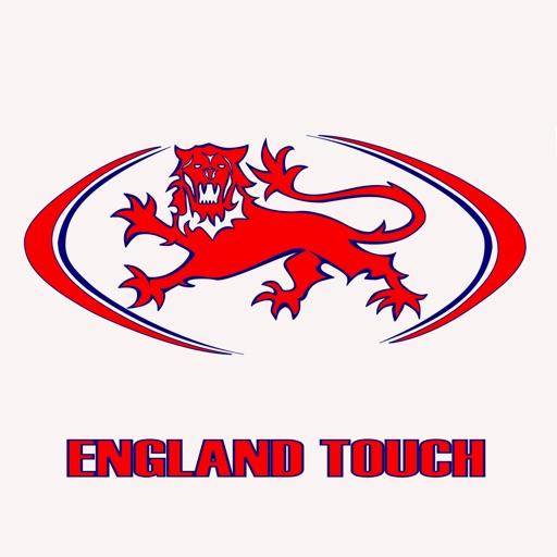 England Touch app logo