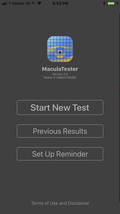 MaculaTester
