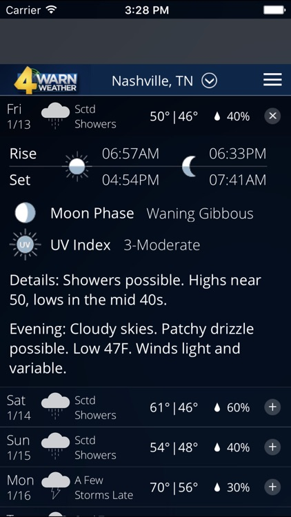 WSMV WX screenshot-1